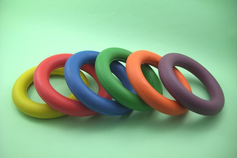 RUBBER SPONGE RING