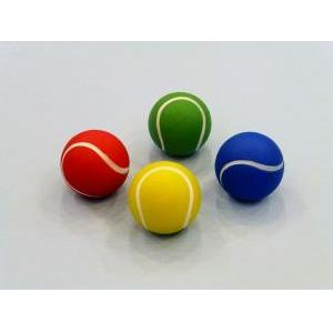 RUBBER SPONGE TENNS BALL