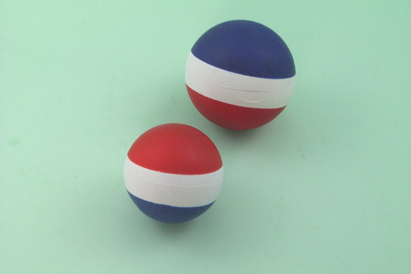 RUBBER SPONGE 3 , COLOR BALL
