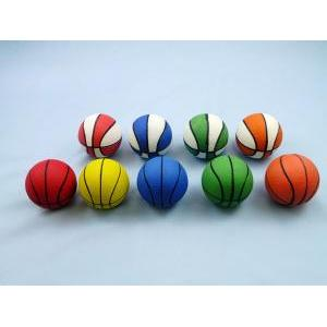 RUBBER SPONGE BASKETBALL