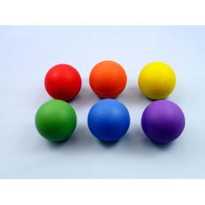 RUBBER SPONGE PLANE BALL